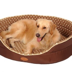 reversible dog bed washable