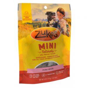 zukes mini pork 6-oz front view