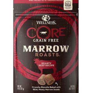 core marrow roast beef front view