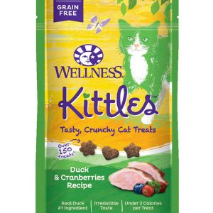 kittles duck cran 2oz front view
